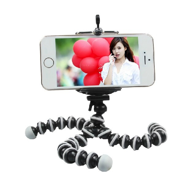 Bendable Tripod