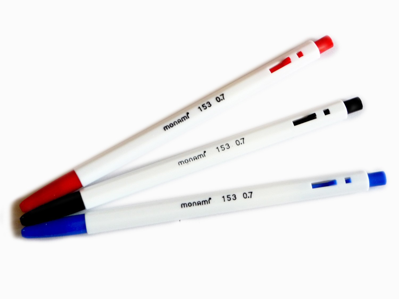 Monami 153 0.7 мм.