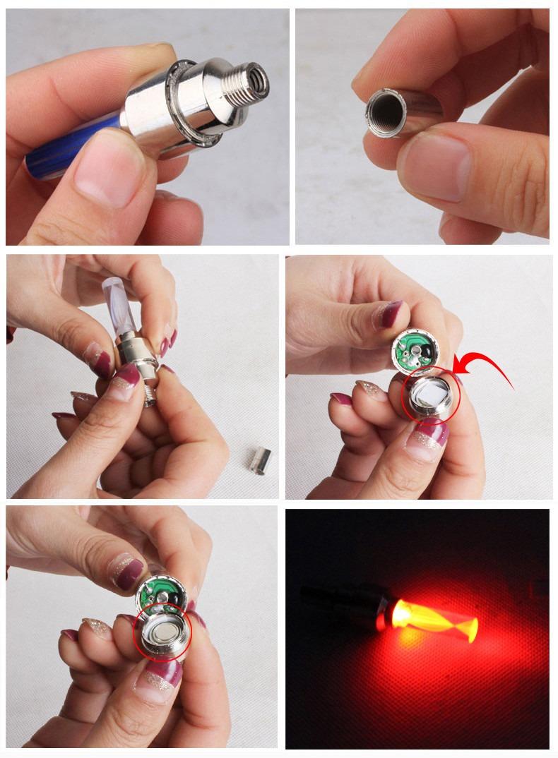 Valve LED Dust Cap