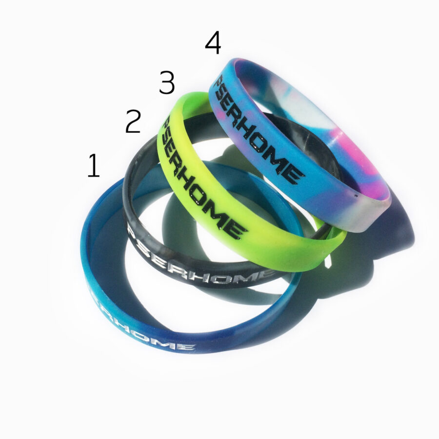 PSH Silicone Bands