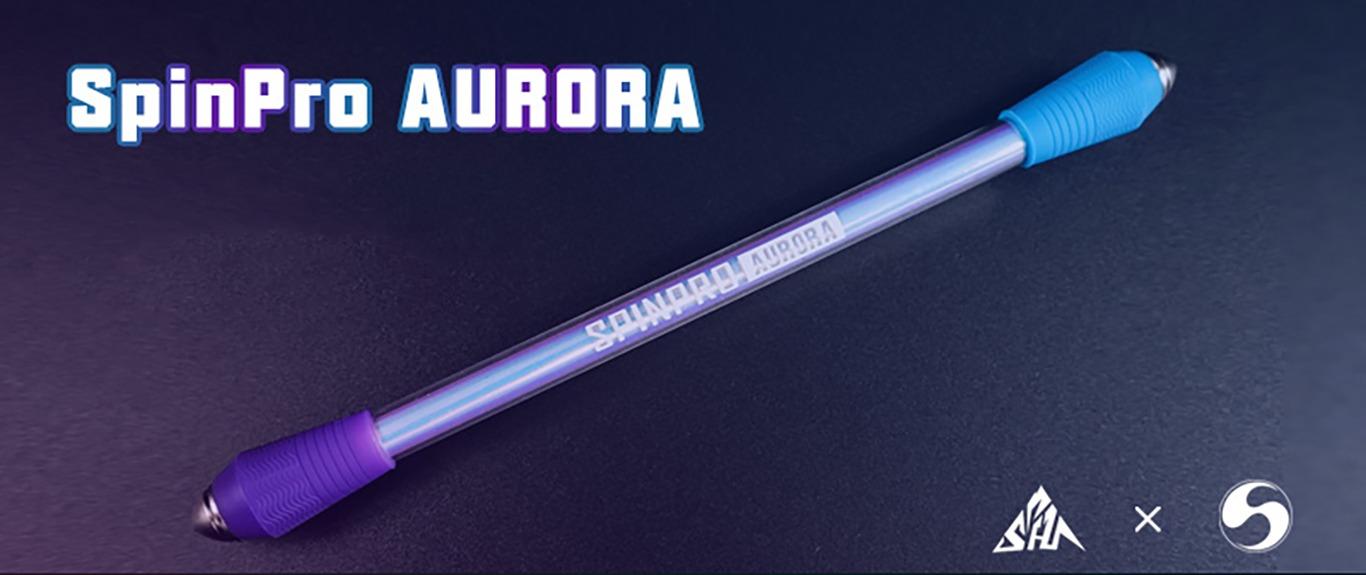 PSH SpinPro Aurora