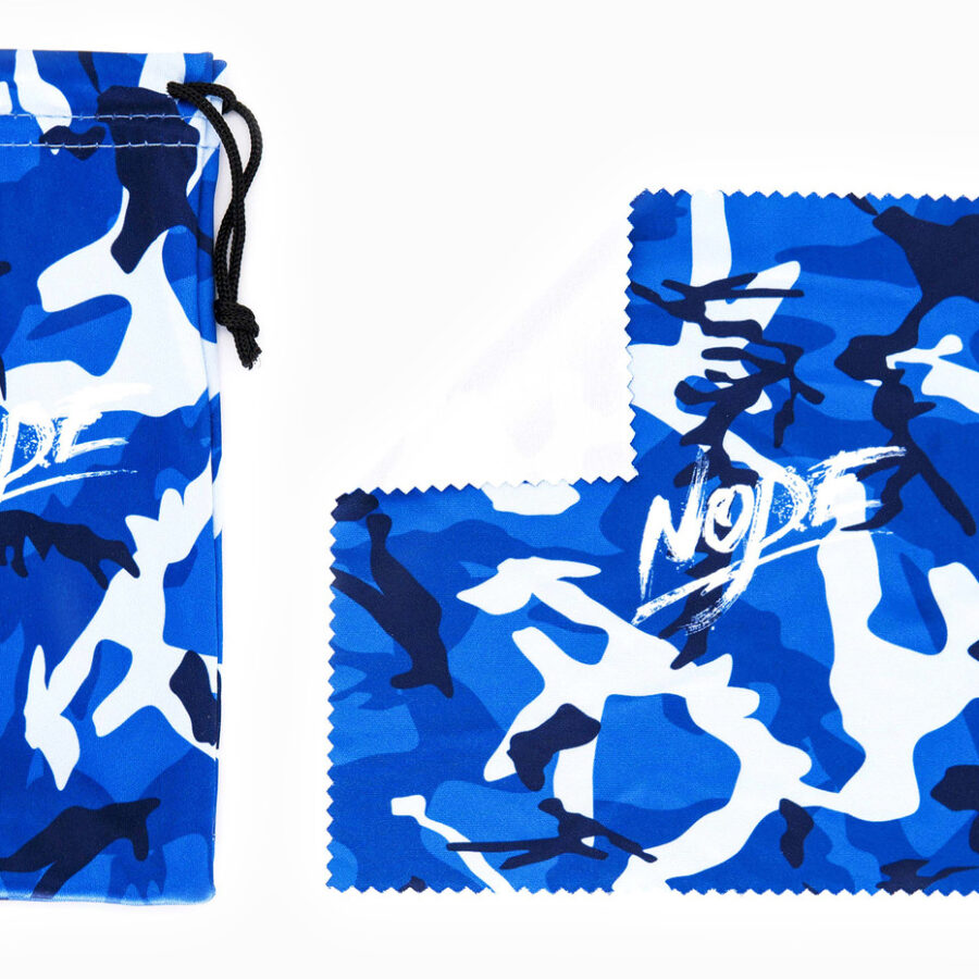 [Mr. Nope] Bag and Microfibre Cloth