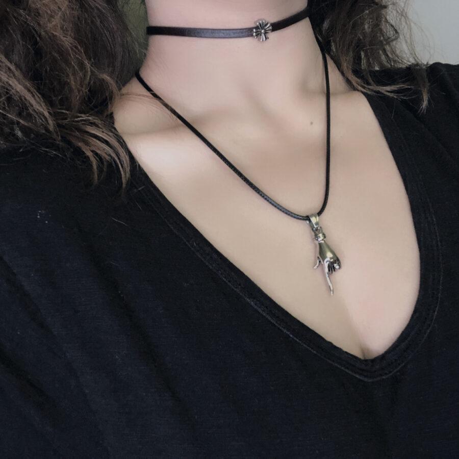 [Mr. Nope] Pser Necklace