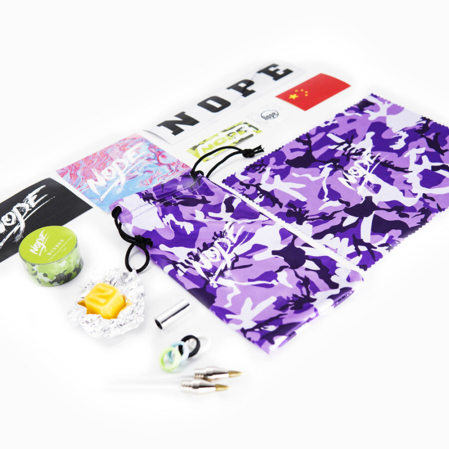 [Mr. Nope] Accessories Set